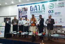 Ownership and consent for data collection should be regulated says Baijayant (Jay) Panda at re-launch of Data Sovereignty book