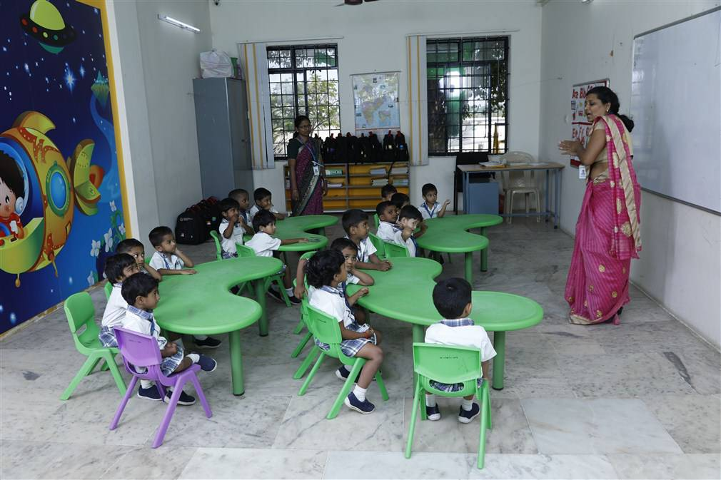 best schools for higher secondary education at chennai