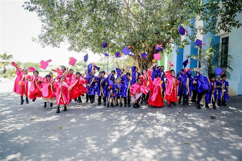 Kindergarten Graduation Day-2018 - Hindustan International
