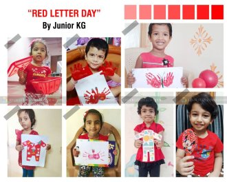 Red Letter Day Celebration