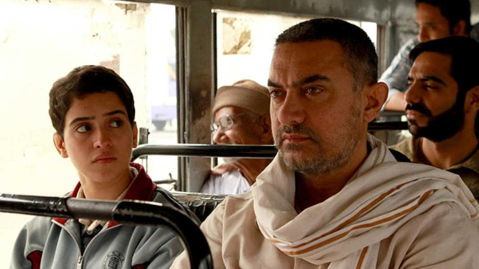 Aamir Khan's Dangal Becomes The Highestgrossing Indian