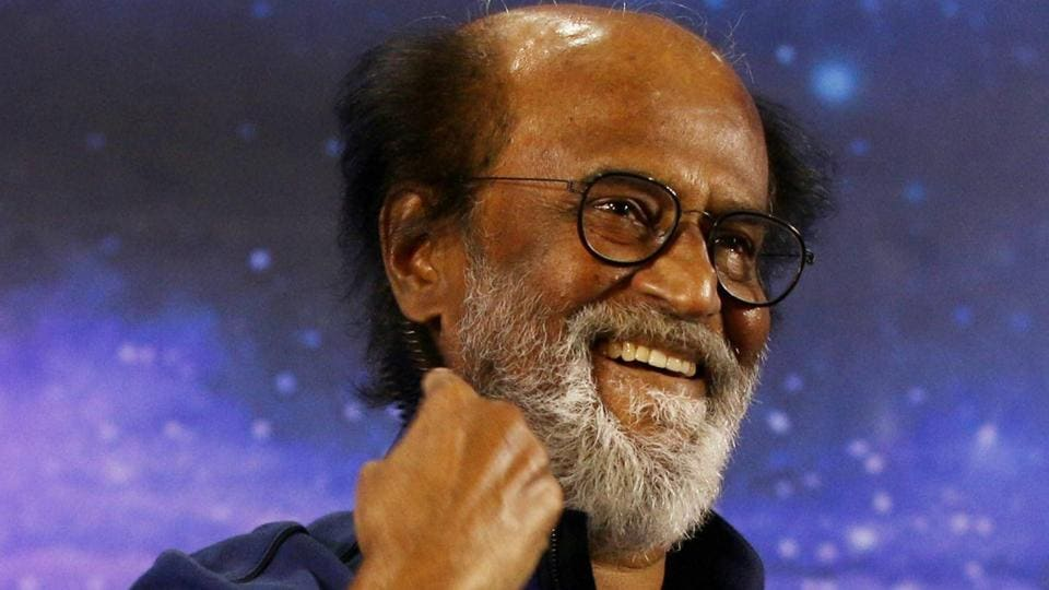 Will He, Won't He, Can He? Mystery Over Rajinikanth's