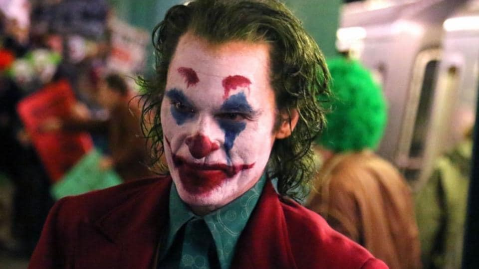 Watch Joaquin Phoenix's Joker In Action As He Terrorises A