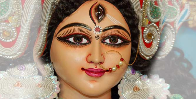 Maa Durga Face Images In Hd