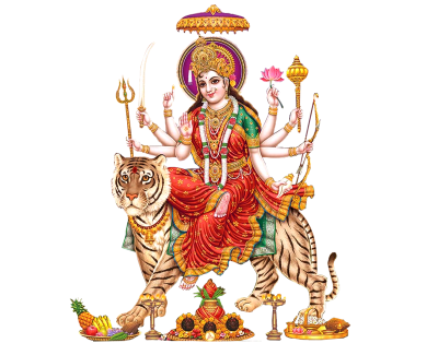 Maa Durga Image High Resolution