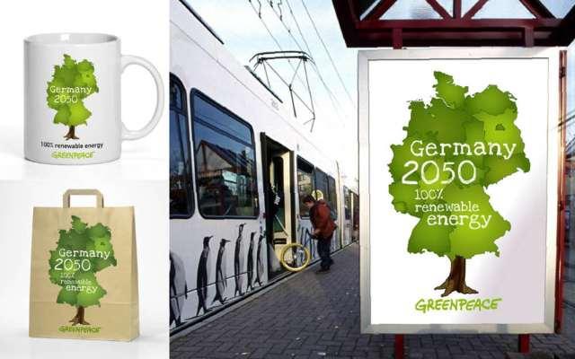 Greenpeace Plakat
