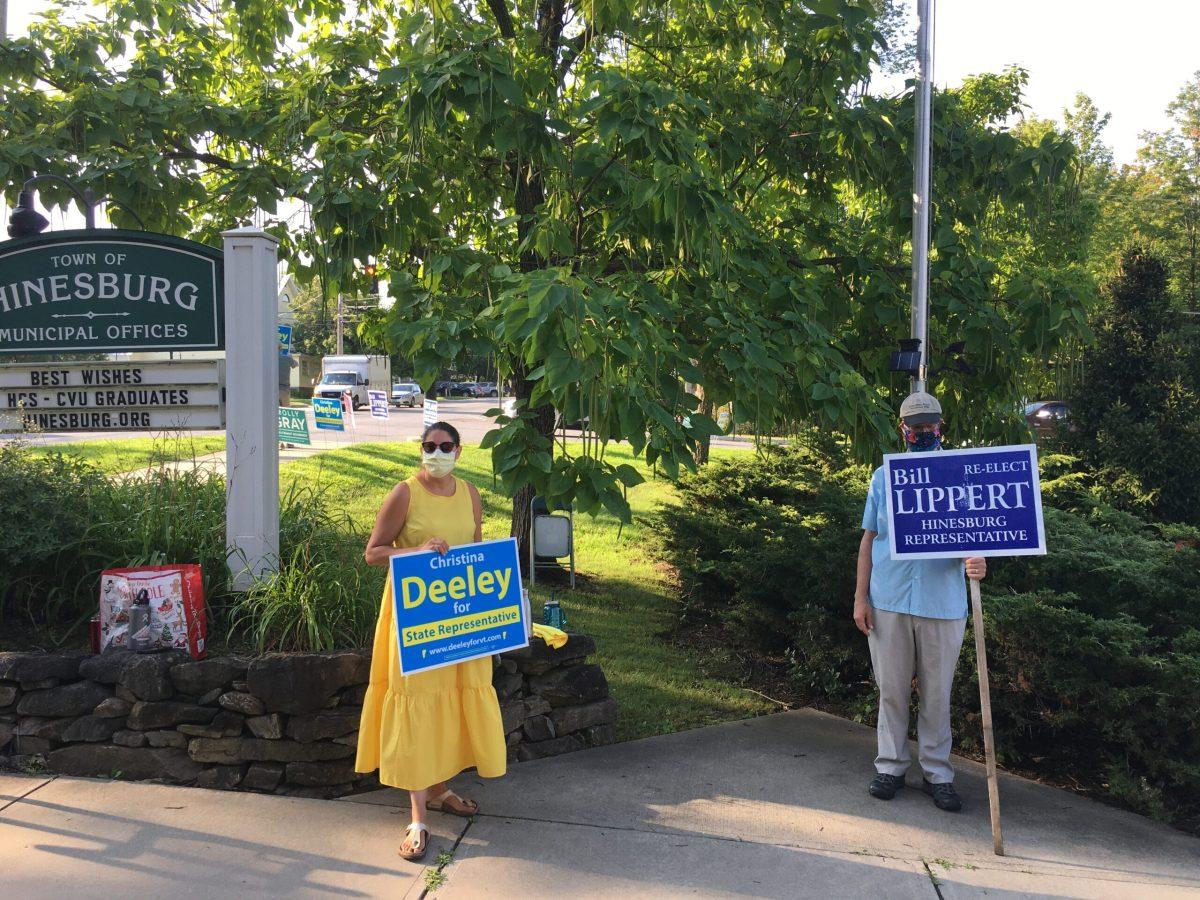 Lippert wins primary