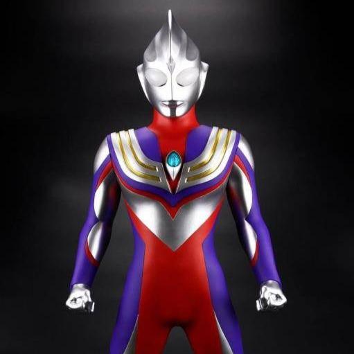 [超大尺寸] ACTION TOYS / 奧特曼 超人力霸王迪卡 大型軟膠人偶 60cm 雙眼 能量燈發光裝置 - 萬年東海模型玩具-鋼 ...