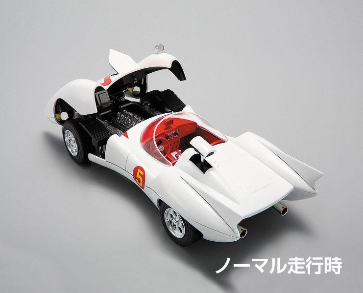 AOSHIMA / 青島 / 1/24 / 馬赫GoGoGo / 馬赫號 7Full Version 組裝模型 - 萬年東海模型玩具-鋼彈模型.公仔.轉扭蛋.盒玩.四 ...