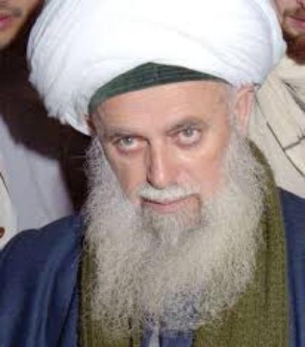 Scheich Muhammad Nazim Al-Haqqani