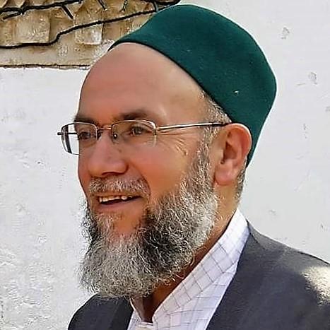 Scheich Muhammad - lächelnd