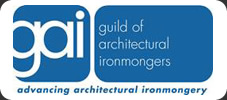 Guild of Architectural Ironmongers Badge