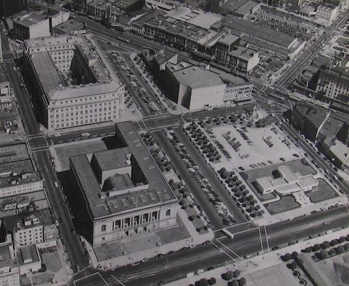 Federal Building, San Francisco