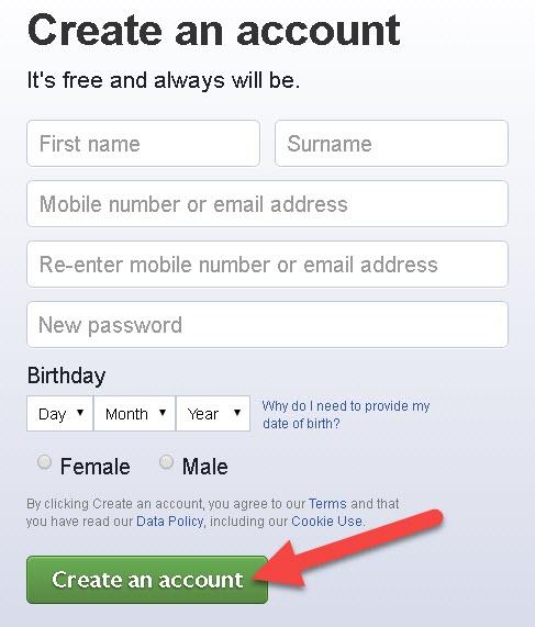 facebook se earning