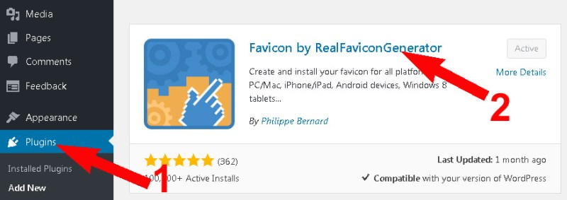 favicon icon