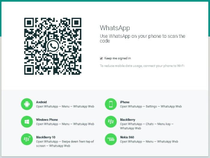 Computer Par Whatsapp