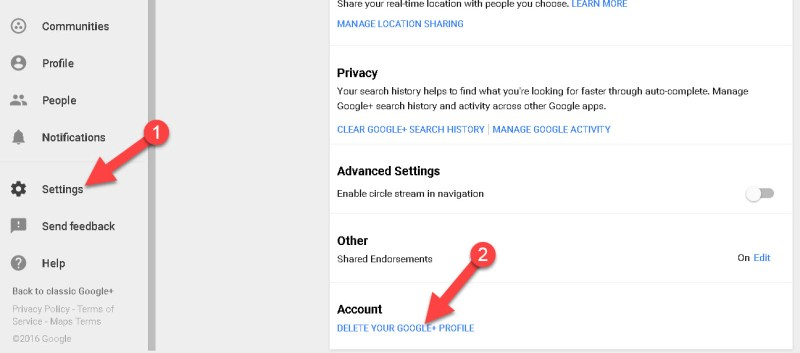 Google Account Ko Delete Kaise Kare