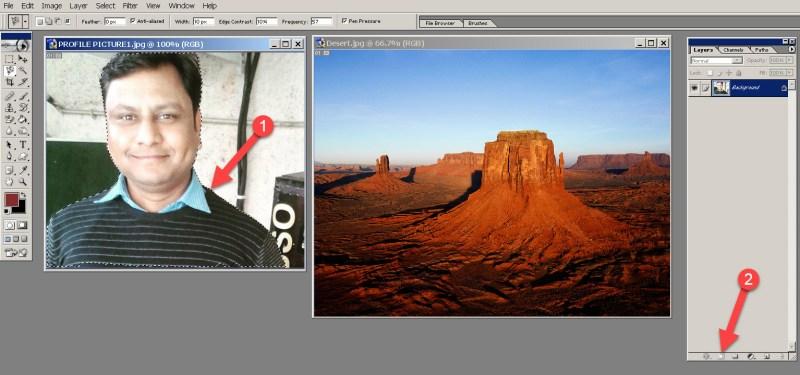 Photoshop Se Background Kaise Change Kare