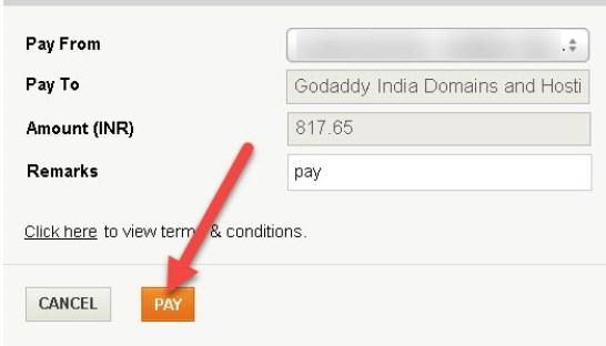 Godaddy Domain Renewal