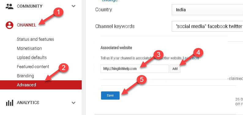 Do Follow Backlinks Kaise Create Kare Youtube Se In Hindi