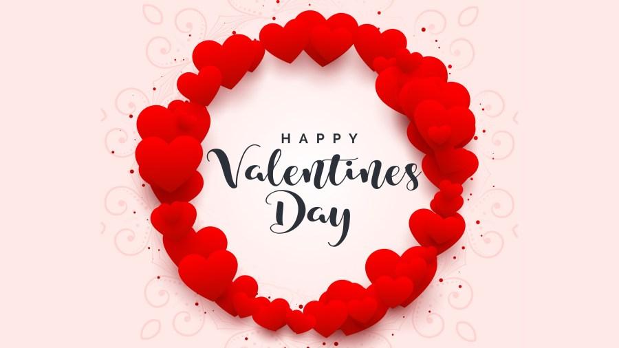 Hình ảnh ngày valentine ngọt ngào ấm áp