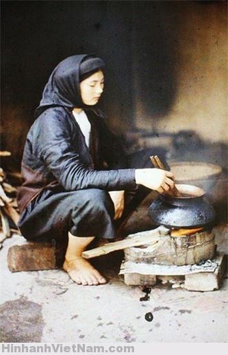 Ảnh hiếm về phụ nữ Việt Nam thời xưa
