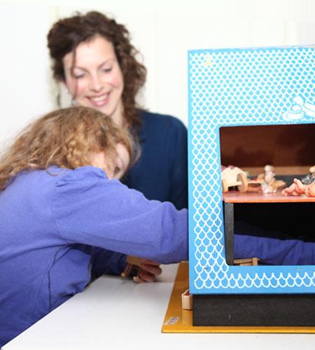 Wendy kuster- kindertherapie ondersteuning