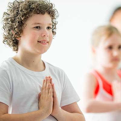Mindfulness voor kinderen en jongeren