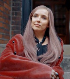 Jodie Comer as Villanelle in Killing Eve, season two.