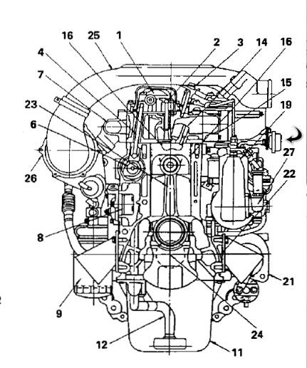 Hino Fuse Box Diagram, Hino, Free Engine Image For User