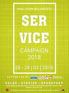 Service Campaign 2018