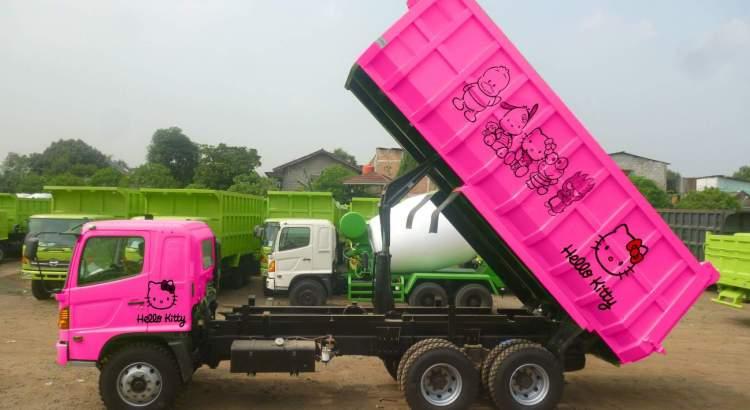 Harga-Hino-Dump-Truck