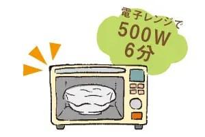 【step3】チン!