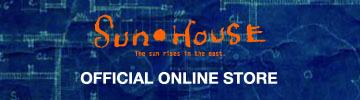 Sun house バナー