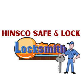 Hinsco Safe And Lock