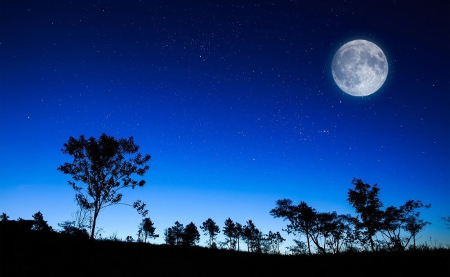 Die 60 Besten Moon Wallpapers