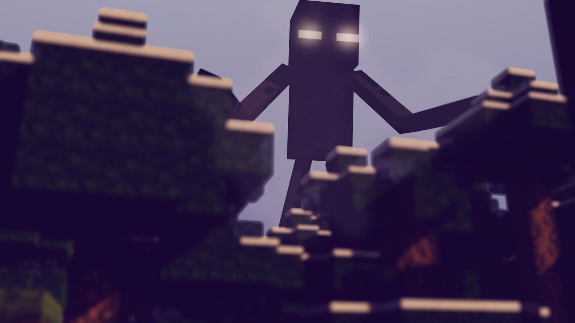 Creeper Wallpaper Hd Die 76 Besten Enderman Minecraft Hintergrundbilder