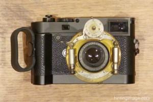 Leica M10 + Aldis Brothers Series II No 2 + Bausch & Lomb Unicum