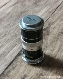 Canon S 100mm F3.5 II
