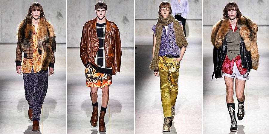 Dries Van Noten Men Fall 2020