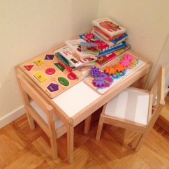 Ikea Toddler Chair Cover And Sash Hire Birmingham Today S Hint The Best Little Table For Toddlers Mama