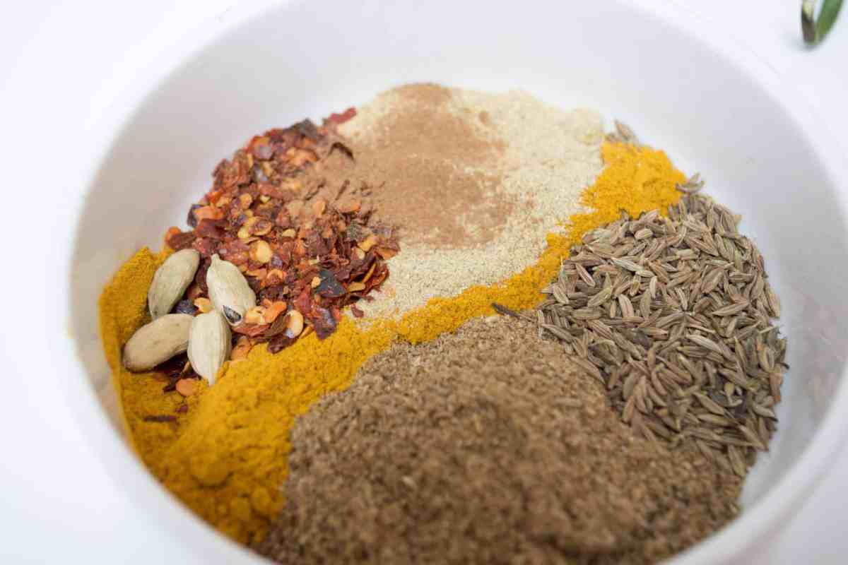Dhansak Spices | Hint of Helen