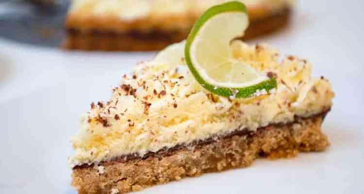 Chocolate & Lime Pie
