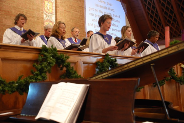HAUMC Choir