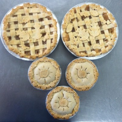 Get Ready for Thanksgiving with Hinton's Orchard