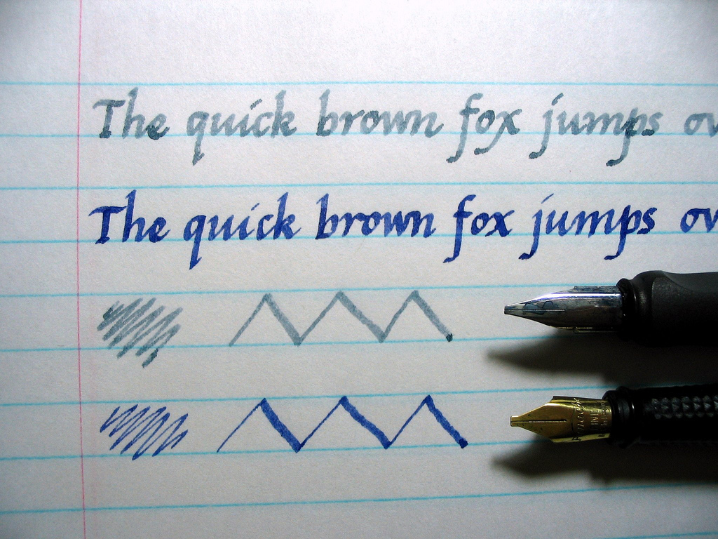 Today Is National Handwriting Day Taking A Long And