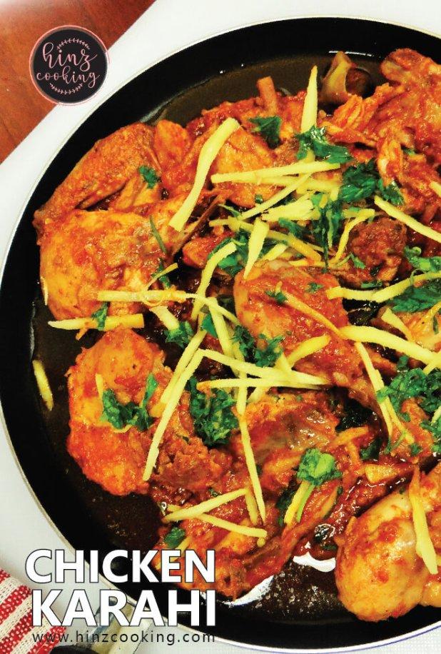 pakistani chicken karahi recipe
