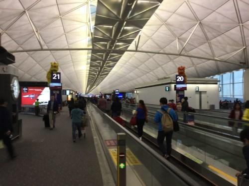 海天接駁。澳門港澳碼頭到香港機場 有給退稅單還是有可能拿不到錢! | Hinz's Blog 欣茨少爺部落格