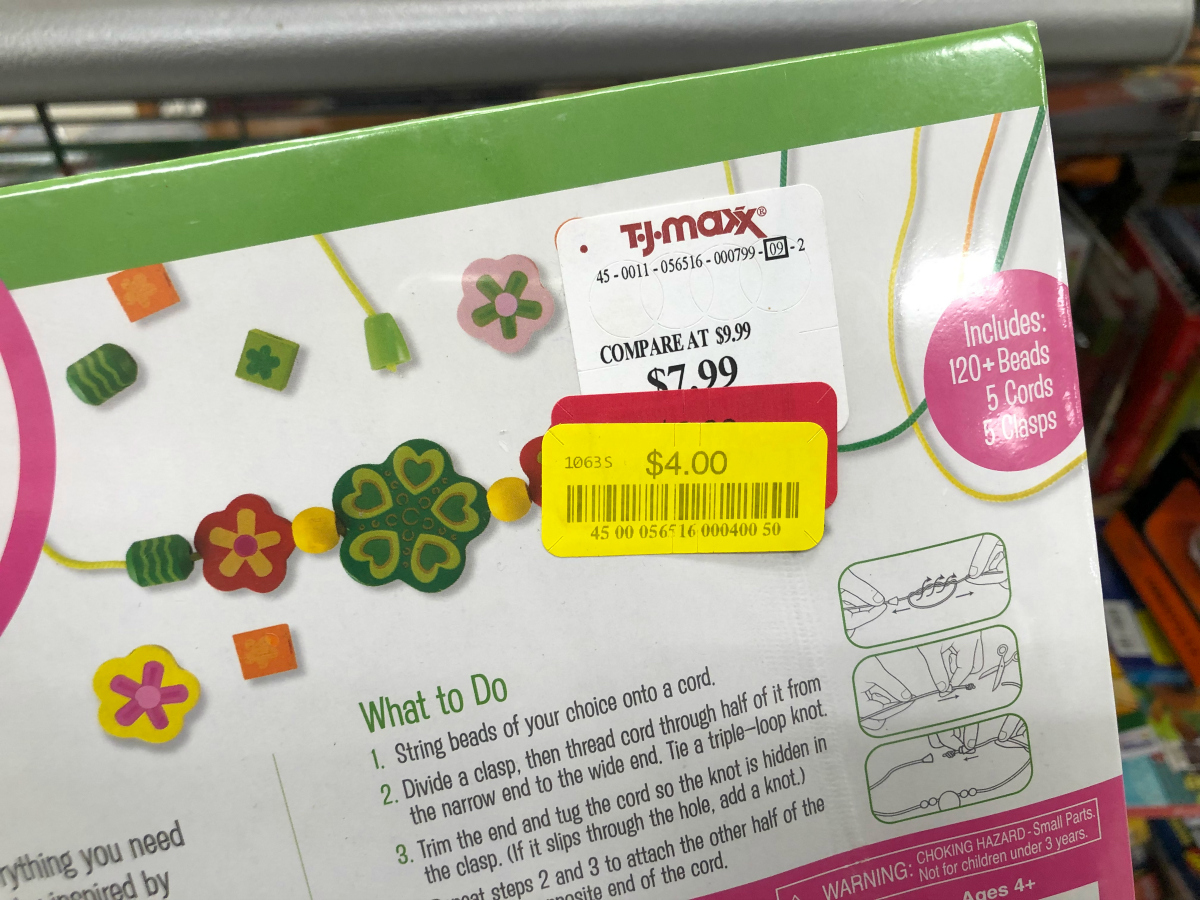 photo regarding Home Goods Coupon Printable titled Tj Maxx Discount coupons Inside of Retail store Scan