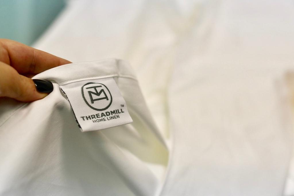 Threadmill Home Linen sheets